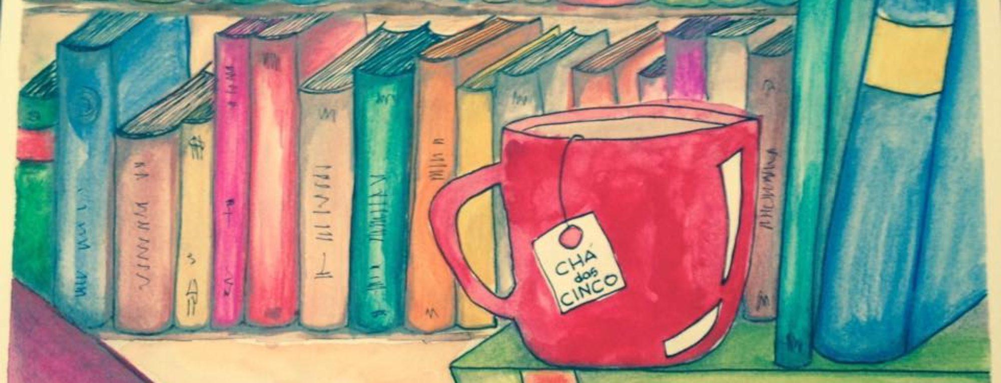 Chá das Cinco Com Literatura