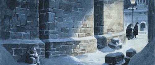#29: A pequena vendedora de fósforos de Hans Christian Andersen